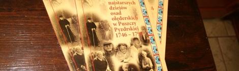 Nowa książka o Puszczy Pyzdrskiej
